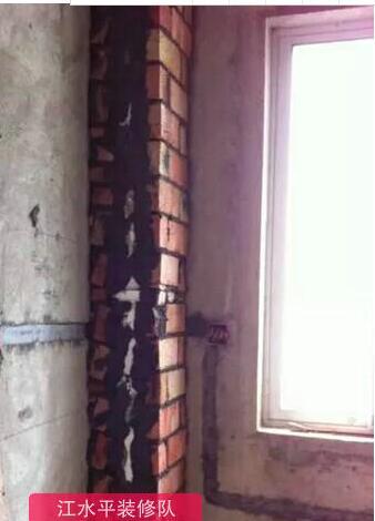 南京装修,红砖包管的优缺点