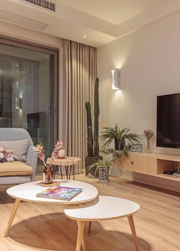 南京装修原木风格,全都是木头做成的家居!
