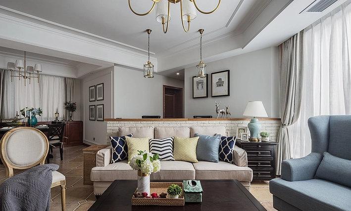 南京客厅装修,用江水平装修的经验来打造一个高大上的客厅!