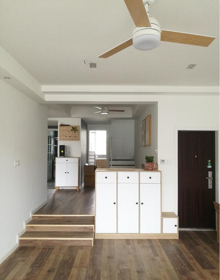 南京金陵世家二手房装修效果图,150平的北欧风来了!