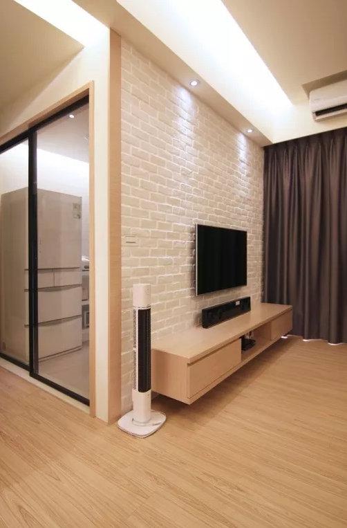 电视背景墙装修设计效果,老房电视背景墙装修设计