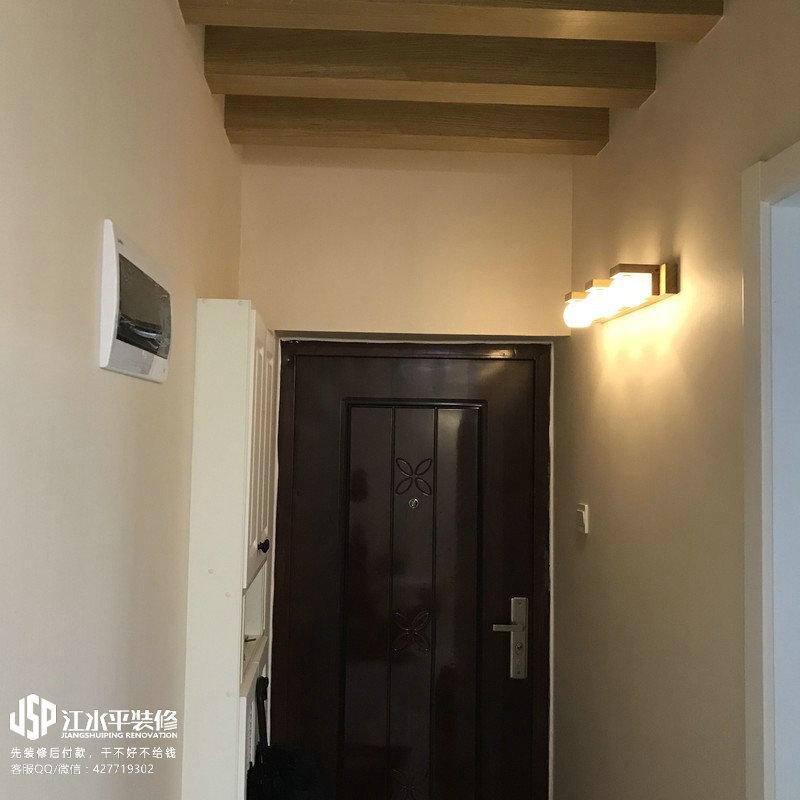 南京50平实用装修效果图,江水平装修案例