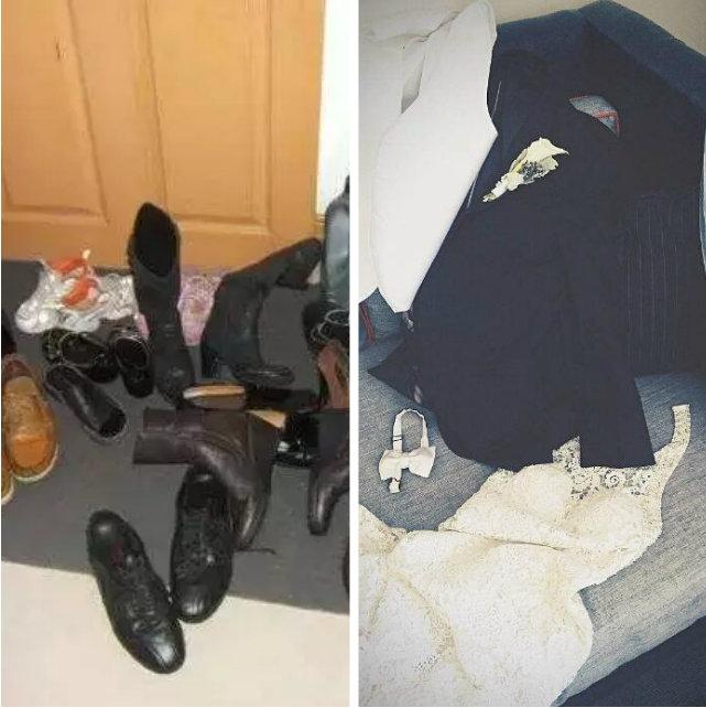 南京小户型装修设计,你家的玄关鞋柜挂衣柜一体化了吗?