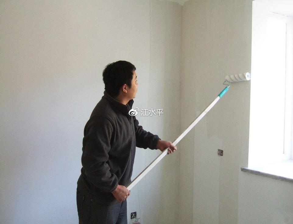 旧墙翻新乳胶漆步骤,自己刷乳胶漆可以吗?