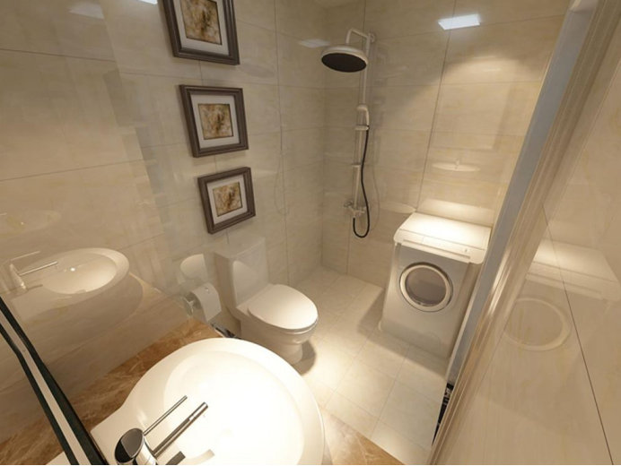 小卫生间如何装修,这些都是很好用的方法
