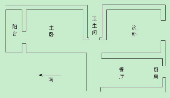 南京建宁新村装修设计,设计还是有遗憾