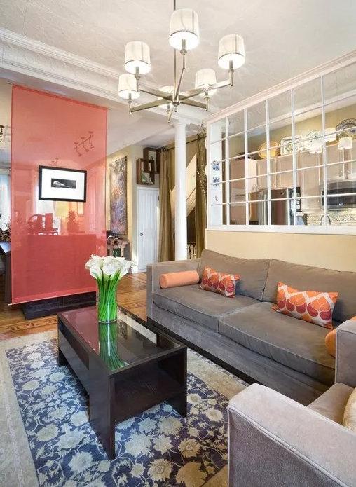 客厅隔断造型设计,这几种的设计都好看