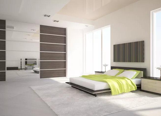 卧室装修效果图,让睡眠质量翻倍的6个装修事项