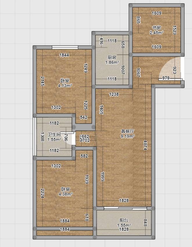 南京保利罗兰香谷装修案例,业主自主设计的效果