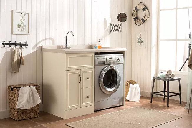 洗衣机放哪里比较合适,常放的地方有哪些劣势