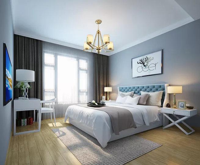 卧室装修攻略,这样的卧室会更加实用