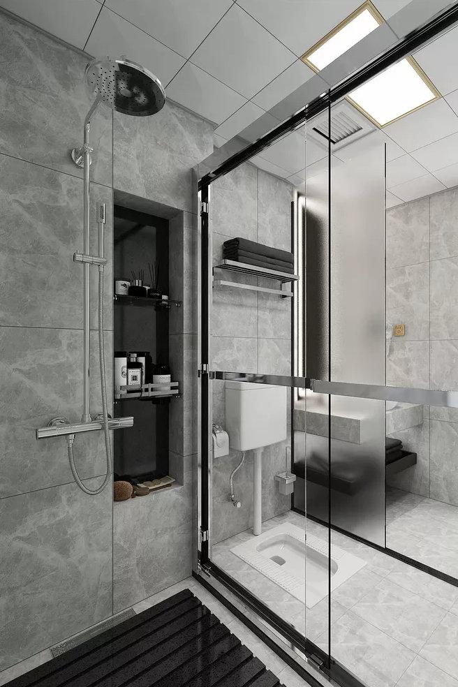家庭装修卫生间瓷砖的选择,选错不止是心累