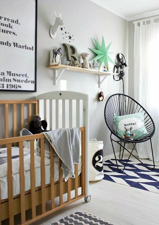 南京新房装修,婴儿房就该这样布置,准爸妈还不学起来