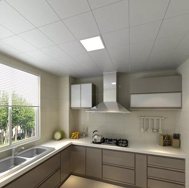厨房和卫生间要不要做吊顶?用什么材料比较好呢?