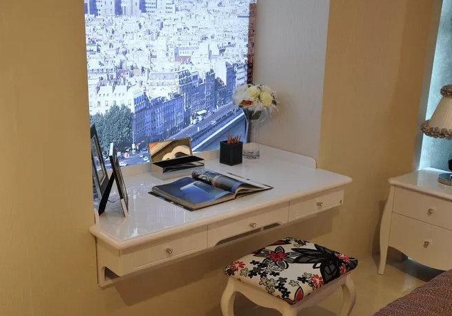 把飘窗改造成书桌,很实用美观,这些问题也要注意