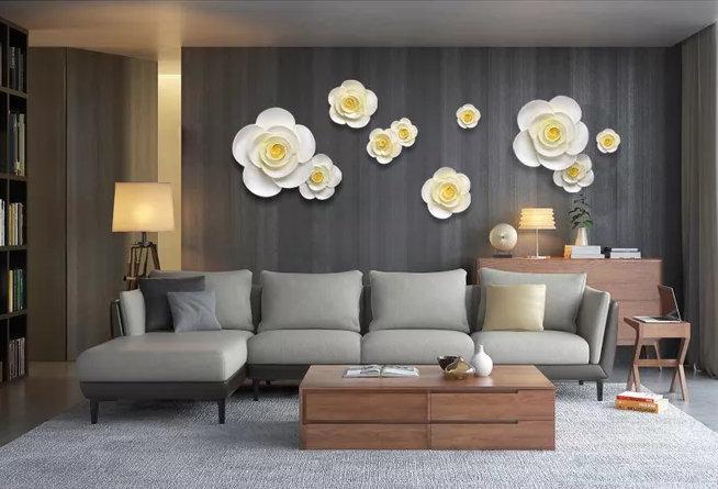 装饰墙面用什么装饰比较好,现在还不算晚,用这些方法吧