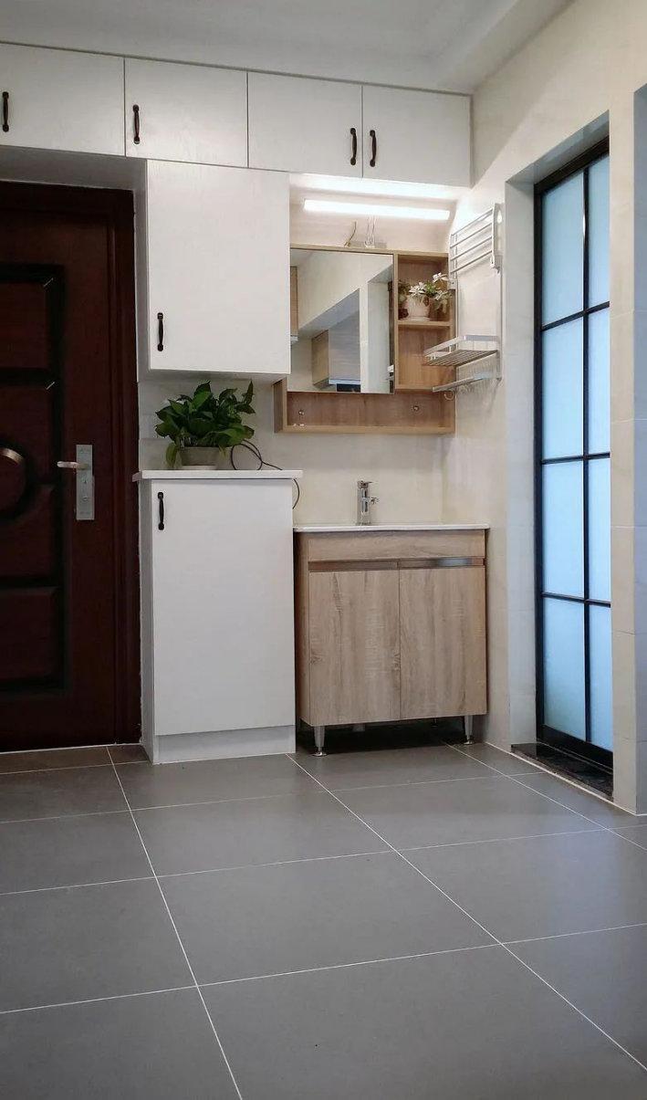53平小户型装修,这样布局设计,让空间得到更好的利用