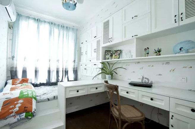 """小卧室怎么装修才有宽阔感?用这些方法,卧室""""打滚""""也可以"""