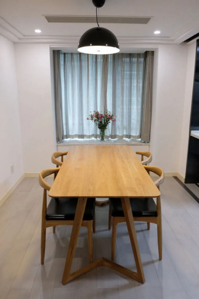 现代简约装修案例,150平的四居室效果,按照生活规划,省钱又漂亮