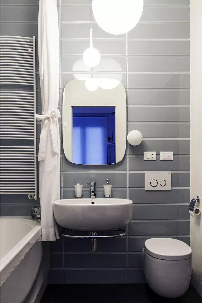 卫生间该留多大比较合适?只要把布局和设计做贴心,实用还舒适