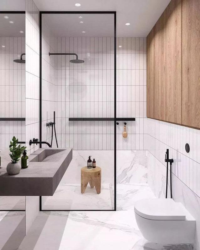 卫生间装修常见的错误,不想用这样的卫生间,越用越生气
