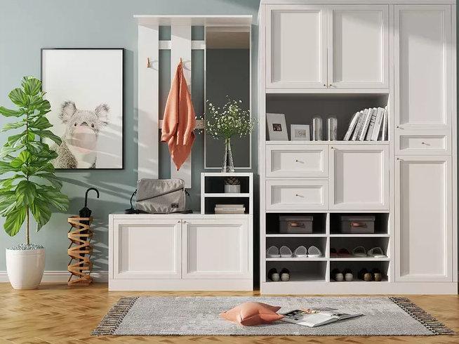 鞋柜装修得再漂亮,没有这些细节设计,那都是不够完美的