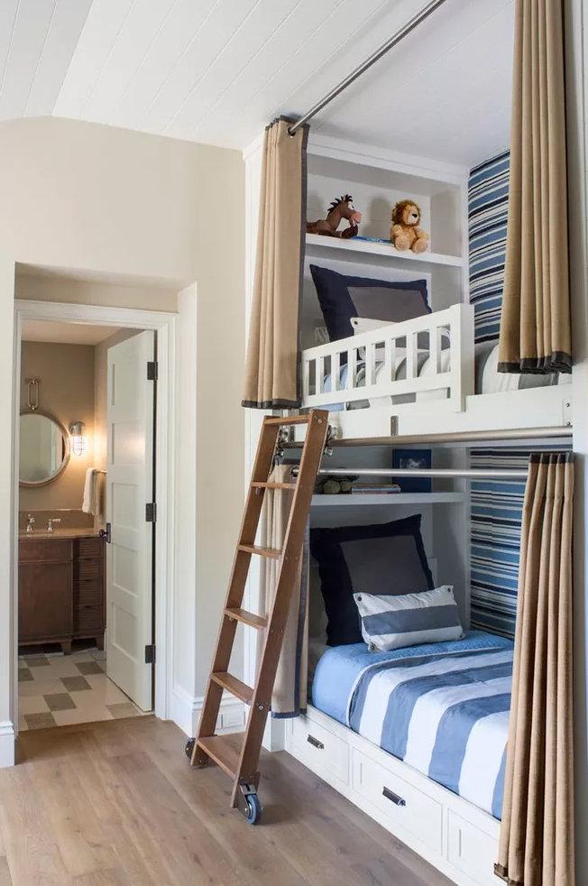 儿童房装修,二胎家庭做了上下床就可以了吗?其他功能呢